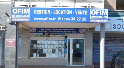 Agence immobilière OFIM à la Saline les Bains