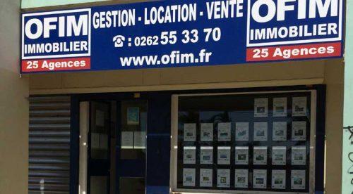 Agence immobilière OFIM Saint Gilles les Hauts