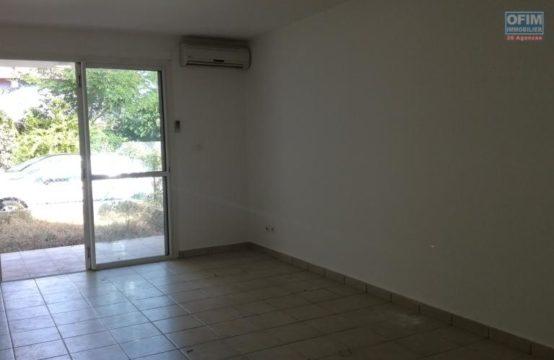 En location un spacieux studio à Saline les bains par OFIM immobilier