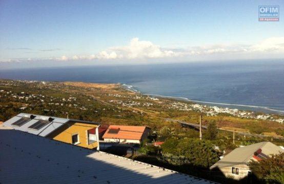 En location un appartement type F3 à Saint Leu, île de la Réunion par OFIM