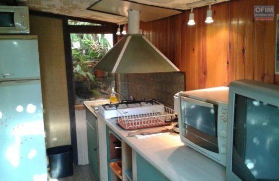 En vente une villa de type F3 à Saint Leu, île de la Réunion par OFIM immobilier