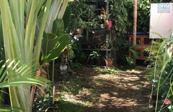 En vente deux villas de type F3 et F4 sur le bas de la Possession, île de la Réunion par OFIM