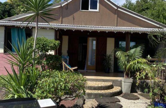 Ofim-vente-villa-T5-plain-pied-Vue-mer-réunion-possession-ouest